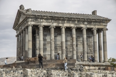 Armenia's Only Surviving Pagan Temple