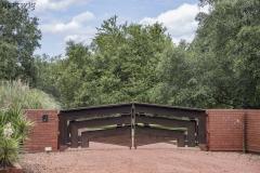 Auldbrass Plantation Entrance Gate
