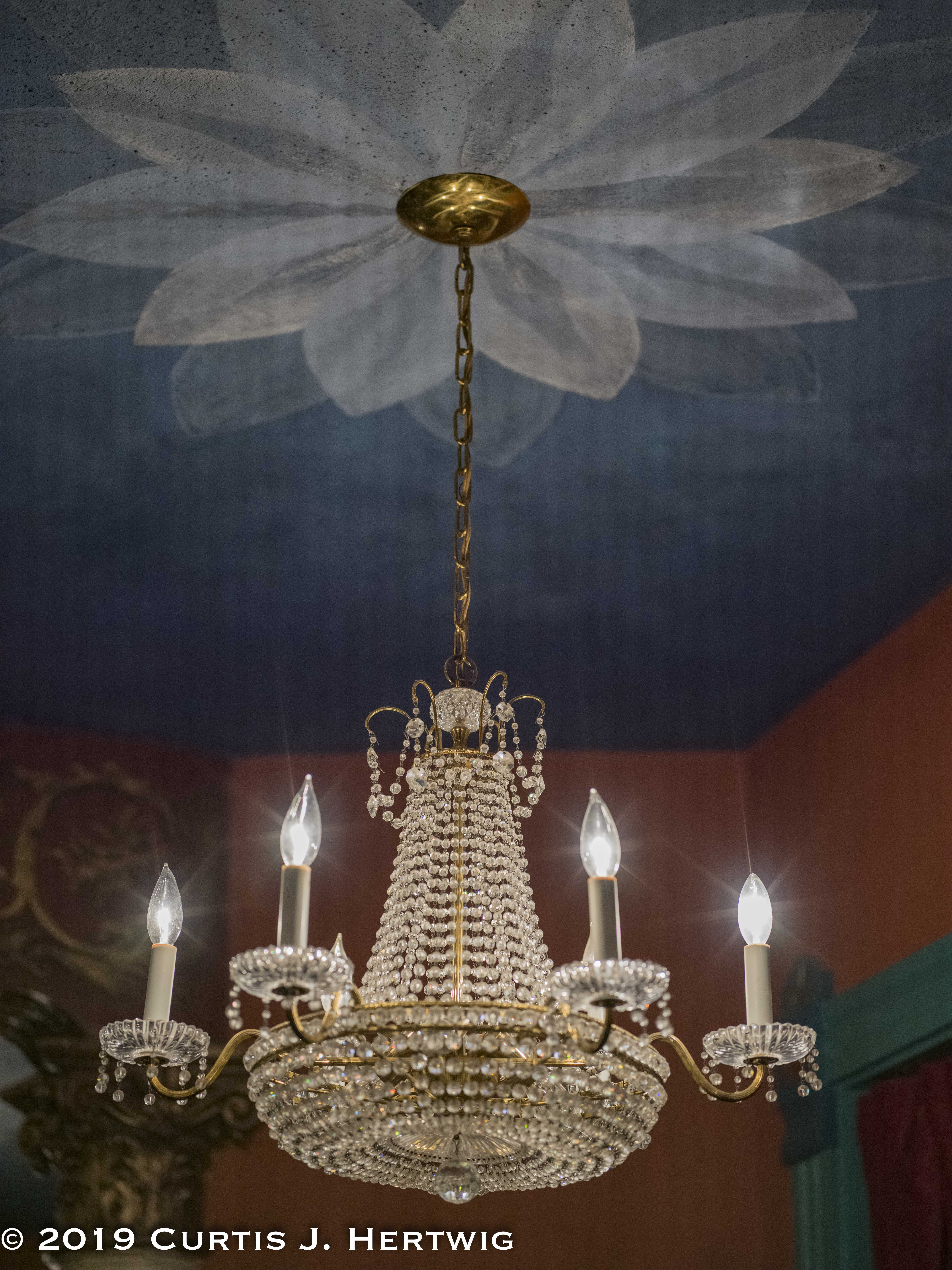 Chandelier - The Grand Opera House