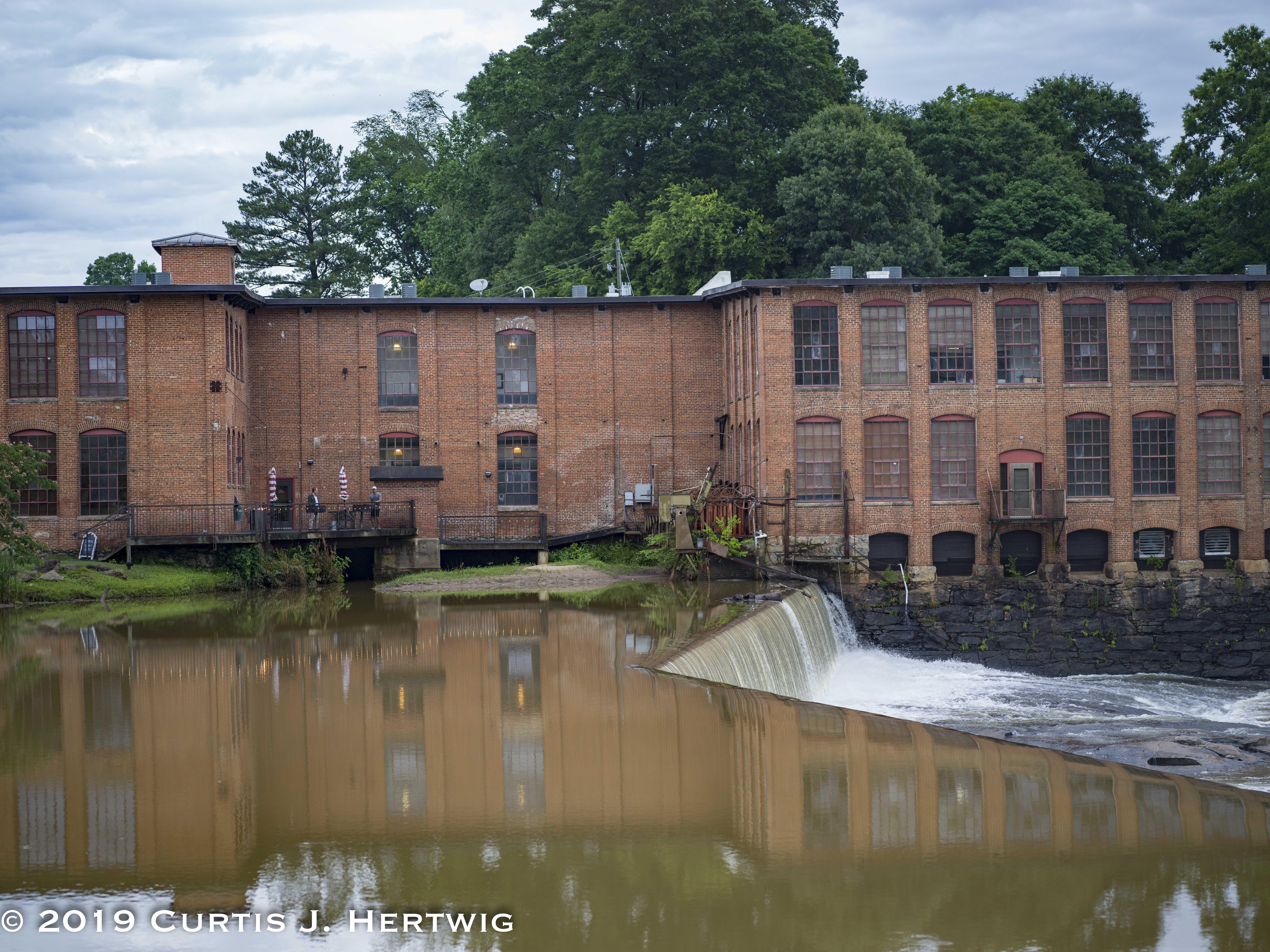 Porterdale Mill Lofts - Porterdale, GA