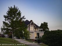 Wise-Blood House at Sunrise - Macon, GA