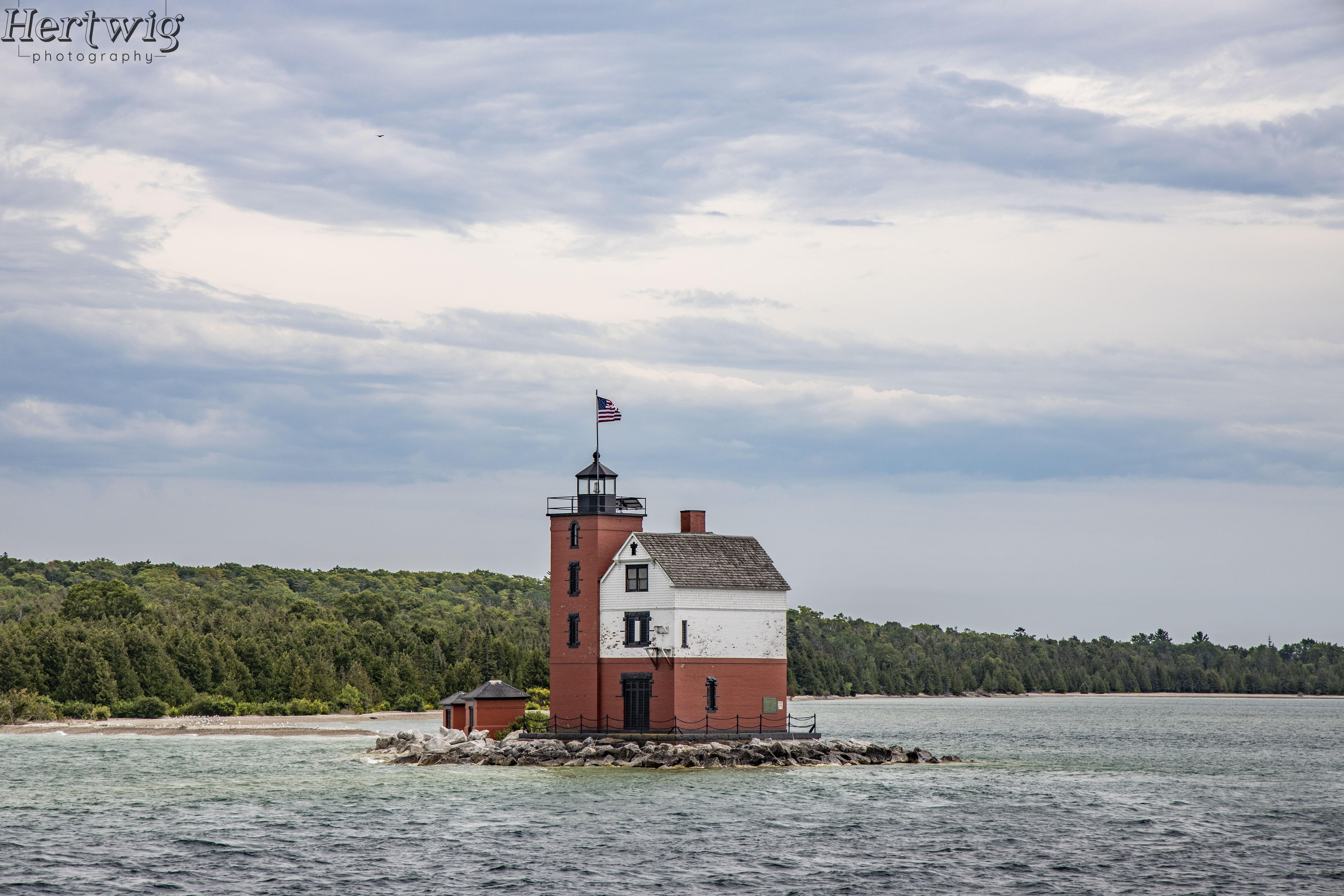 Round Island Light