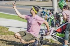 Pre-Ride Selfie