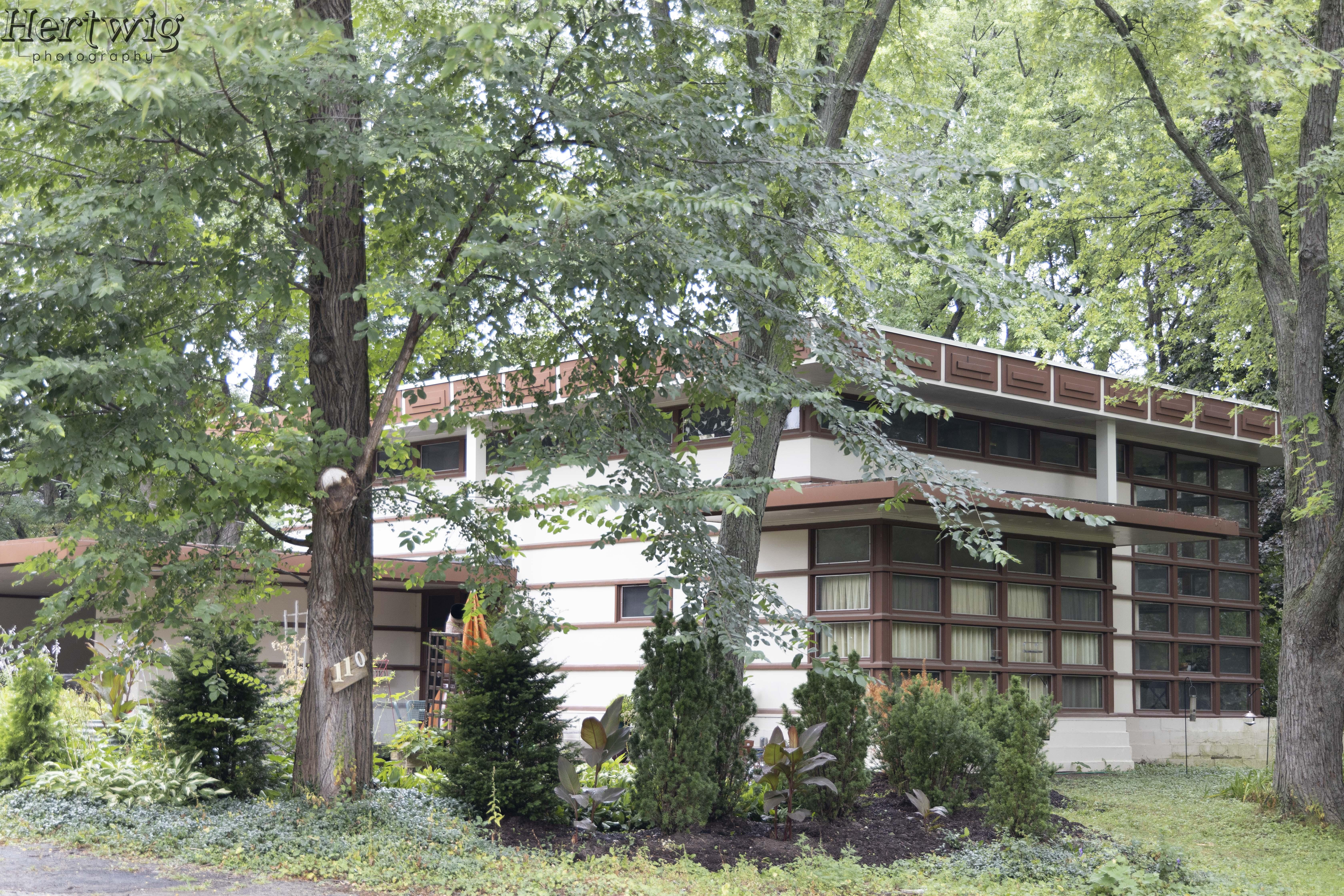 Walter Rudin House