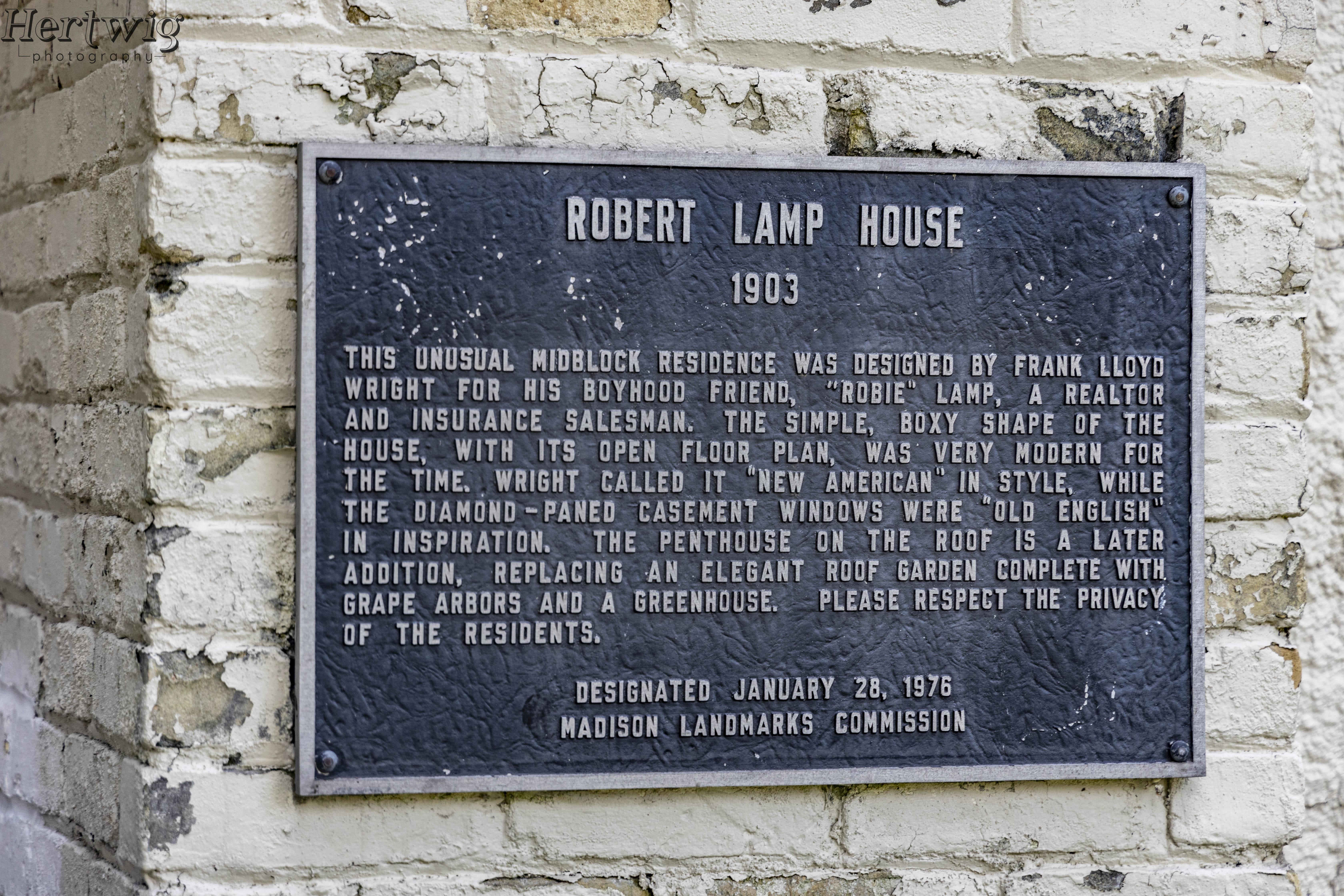 Robert Lamp House