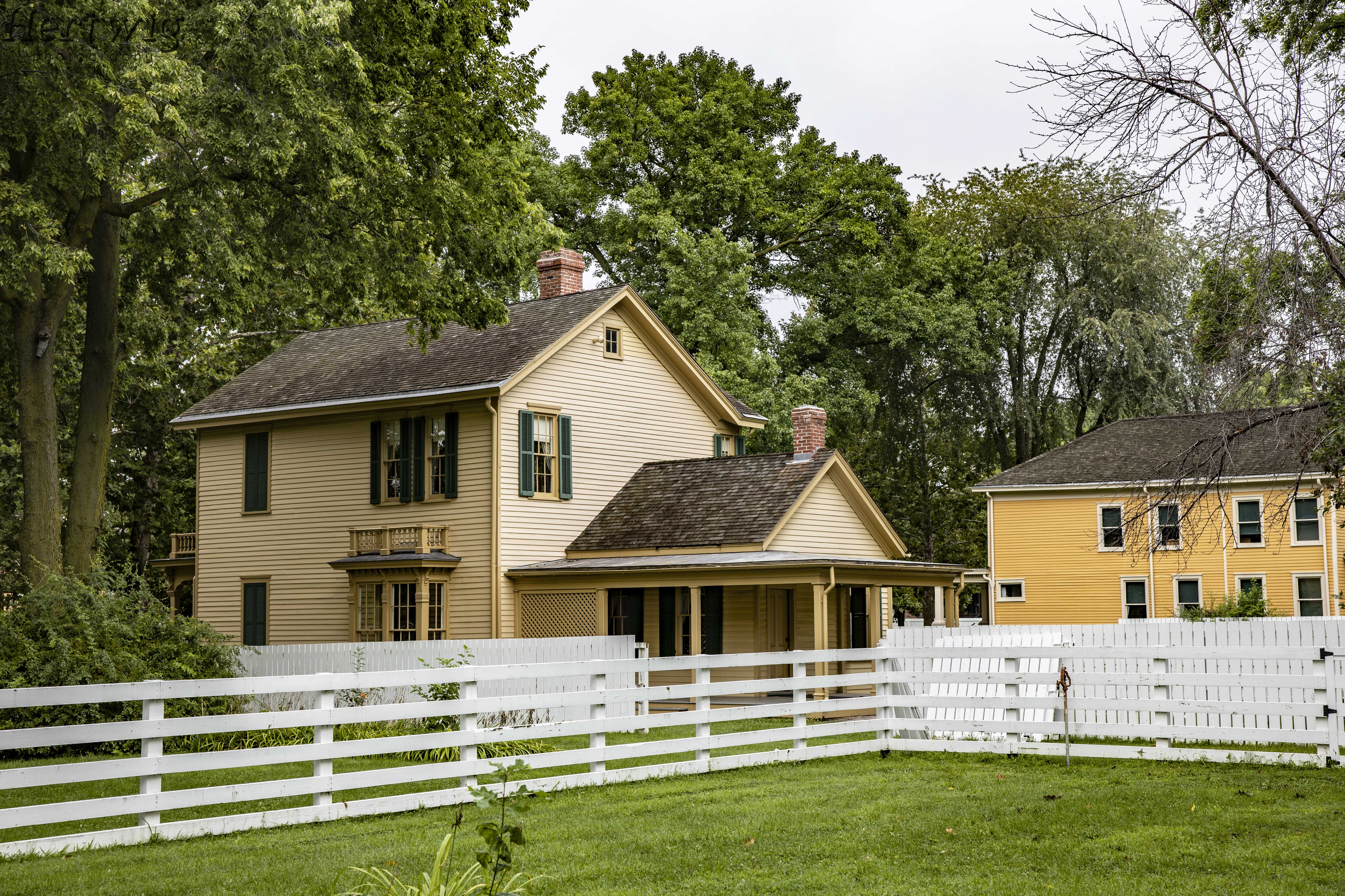 Lincoln Home NP