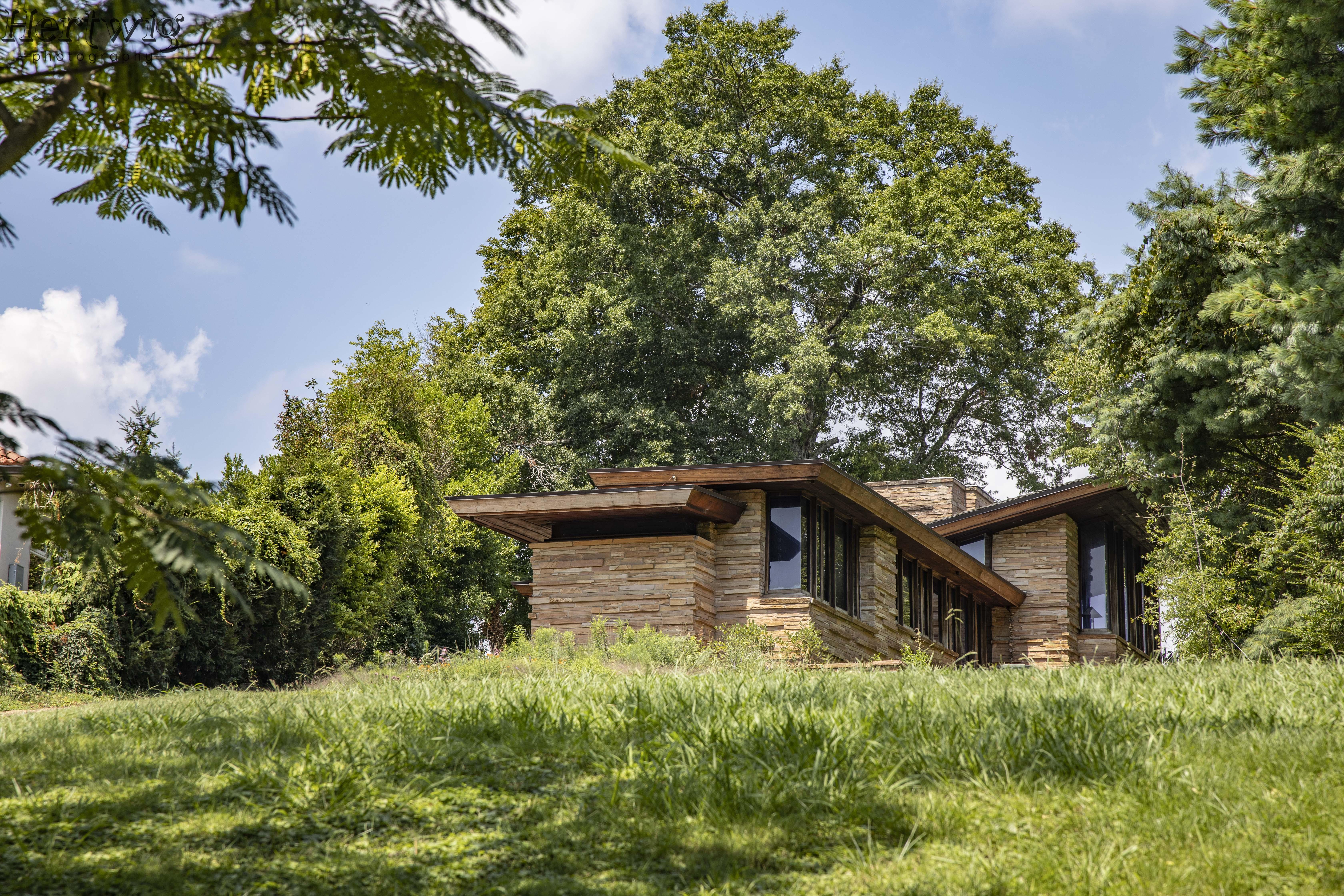 Seamour & Gerte Shavin House