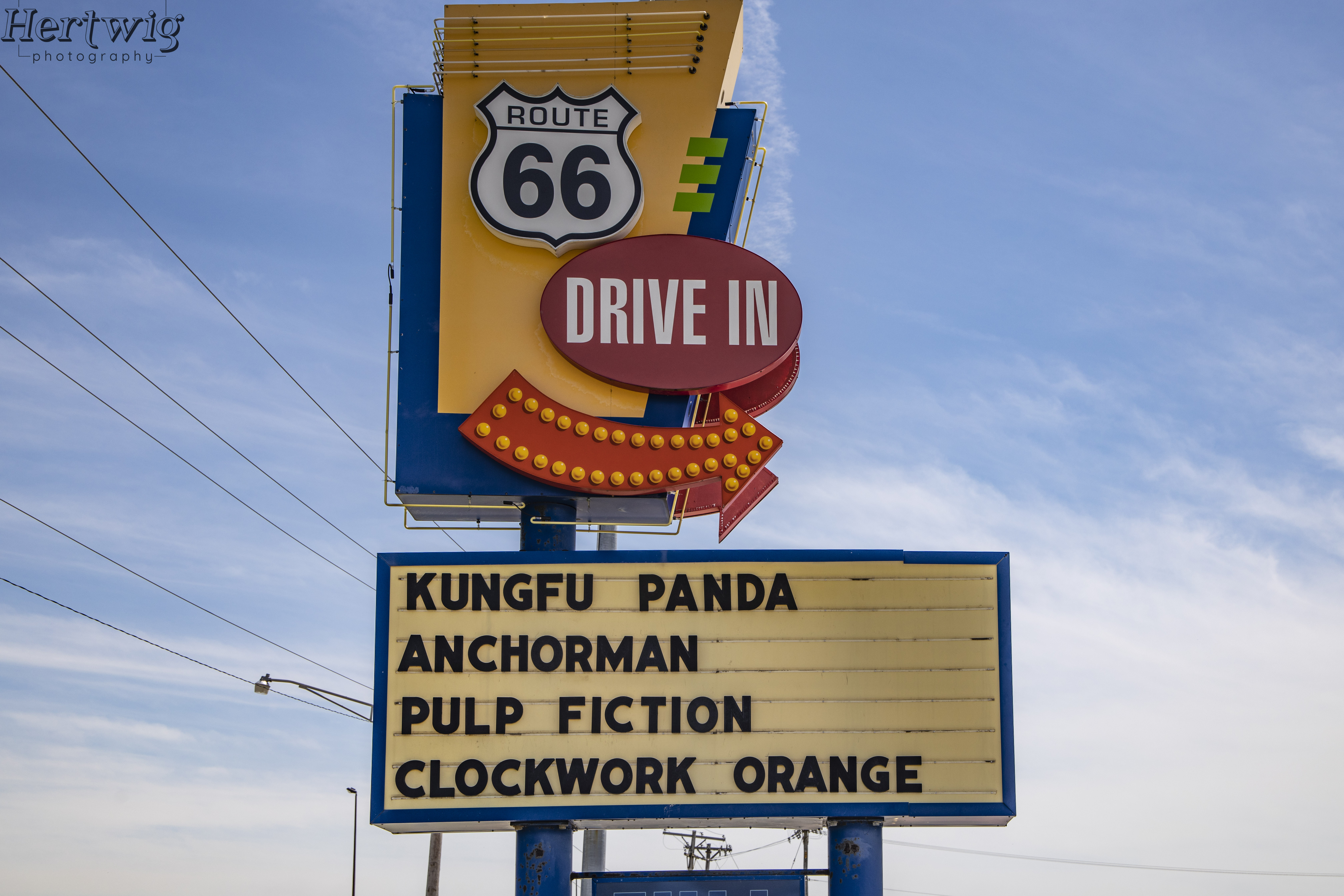 Rt 66 Drive In Theater