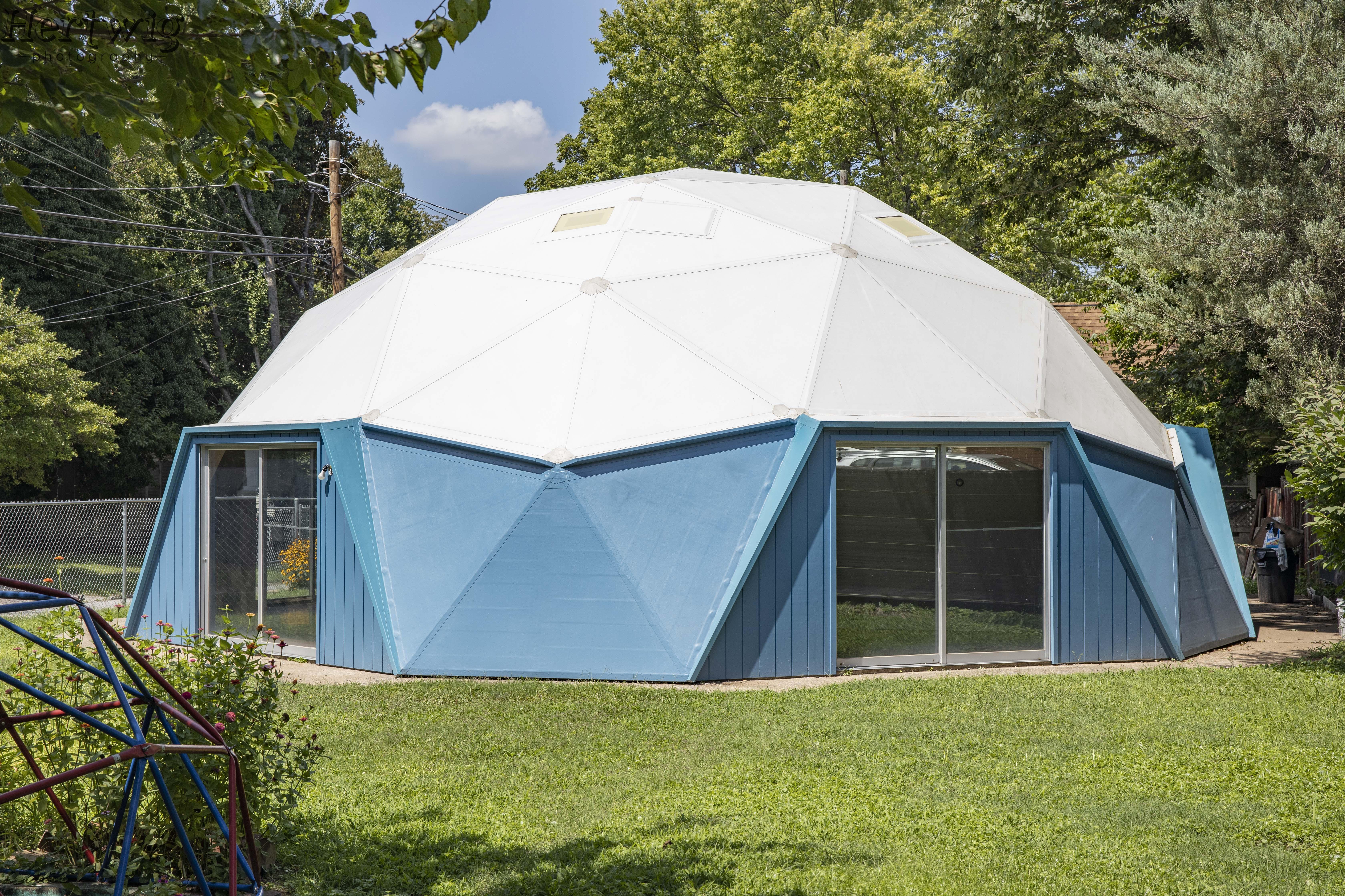 Buckminster Fuller House - Carbondale, IL