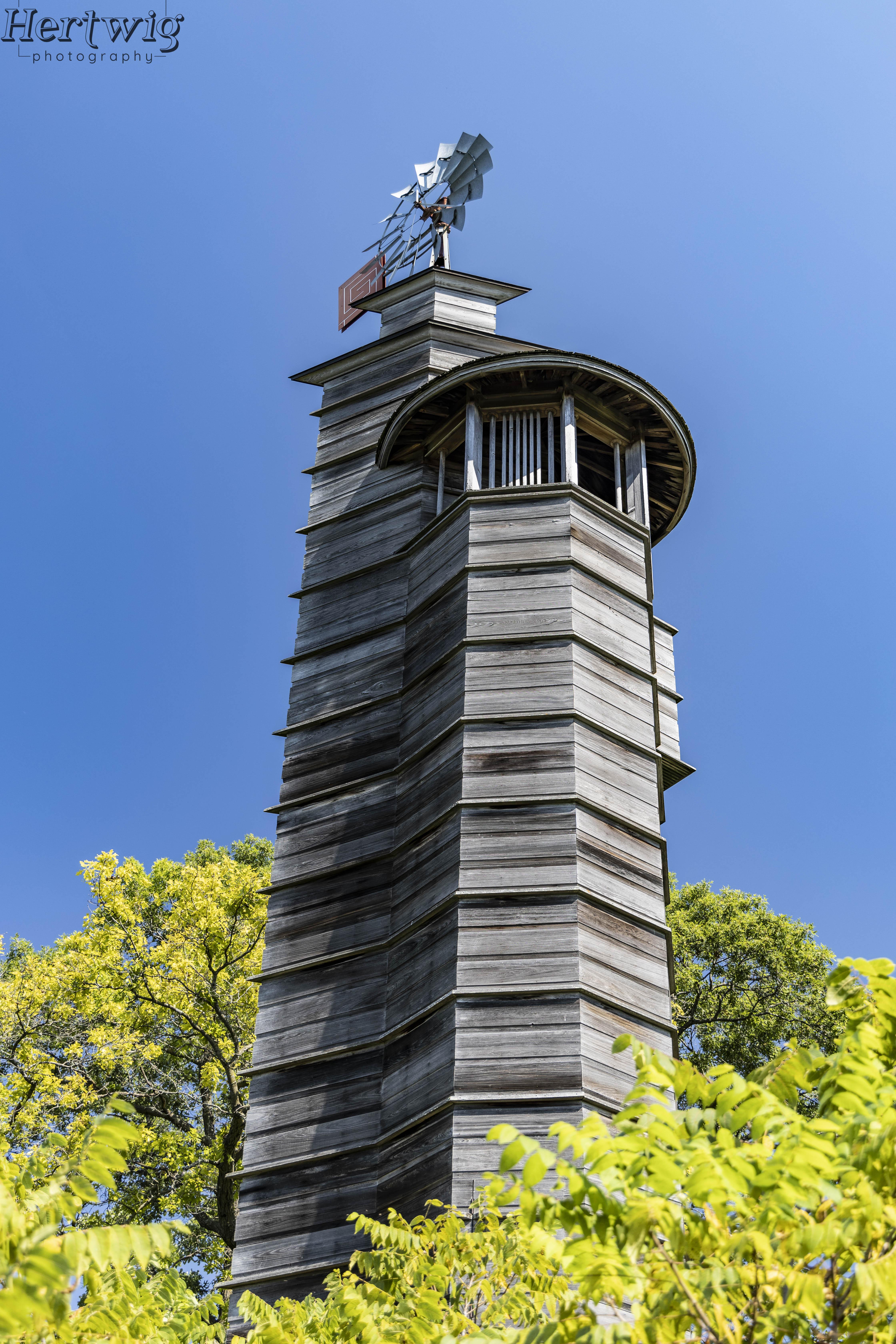 Romeo & Juliette Windmill